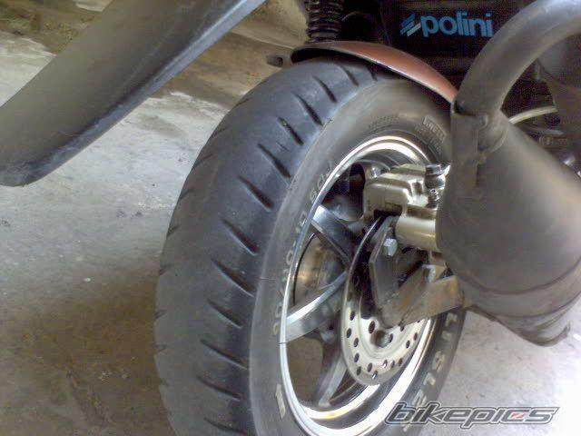 Как сделать дисковые тормоза на скутере